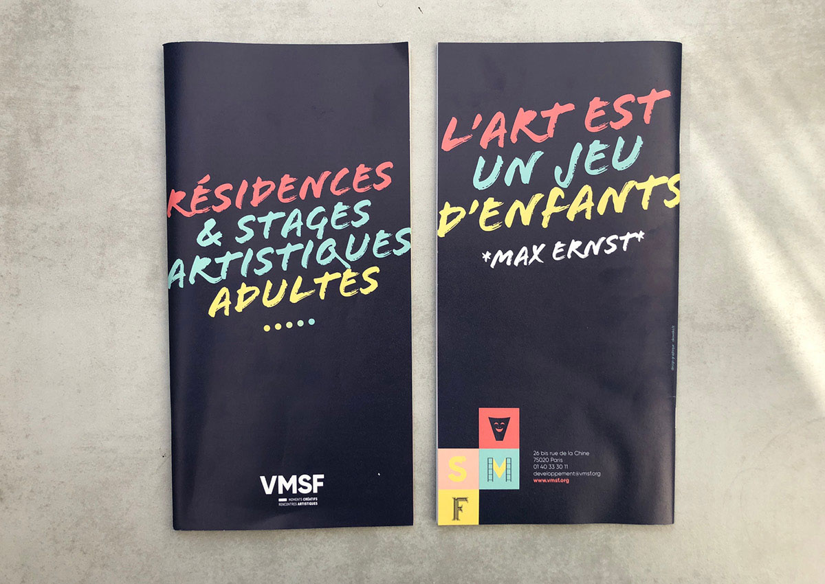 catalogue stages adultes VMSF