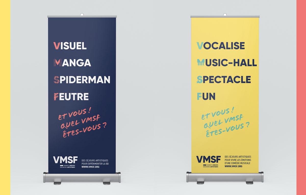 rollup VMSF