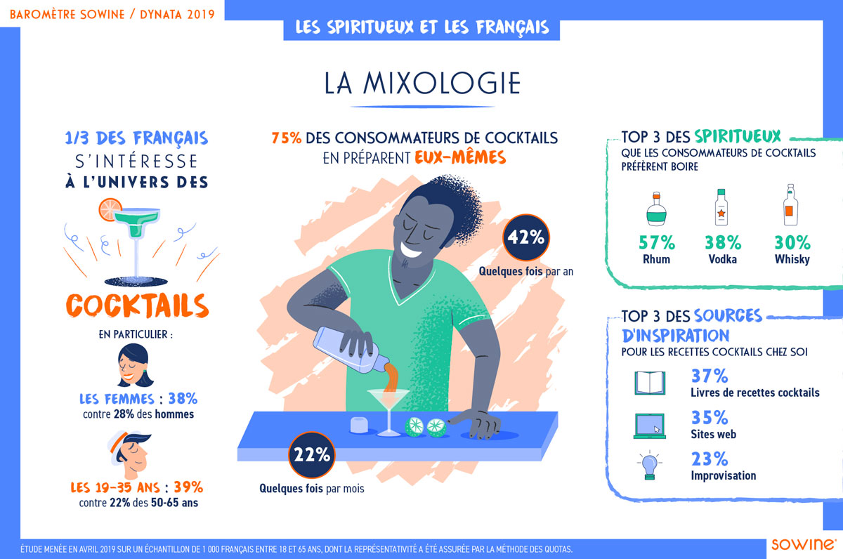 Infographie pour Sowine